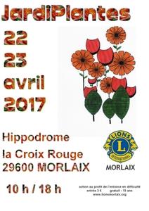 Jardiplantes-2017 - Morlaix - Avril 2017