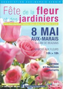 Fête de la Fleur et des Jardiniers - Aux Marais - Mai 2017