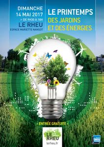 Le printemps des jardins et des énergies - Le Rheu - Mai 2017