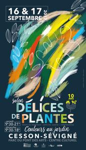 Délices de Plantes - Salon du végétal et des jardins (35) - Cesson-Sévigné  - Septembre 2017