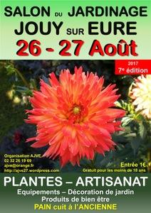 Salon du jardinage, des plantes et de l'artisanat - 7e édition - Jouy-sur-Eure - Août 2017