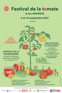 19e Festival de la Tomate et des Saveurs - Château de la Bourdaisière - Montlouis-sur-Loire - Septembre 2017