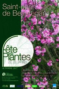 Fête des Plantes d'Automne de Saint-Jean de Beauregard - Saint-Jean de Beauregard - Septembre 2017