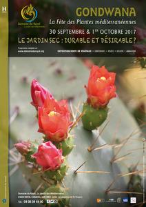 Gondwana, la Fête des plantes méditerranéennes.