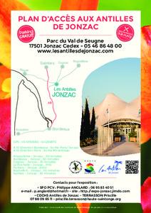 « Orchidées passion » : Exposition Internationnale d'Orchidées - Jonzac - Décembre 2017