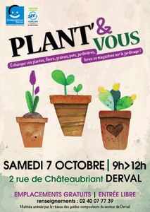 Plant' & Vous - Derval - Octobre 2017