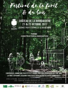Festival de la Forêt et du Bois - Montlouis-sur-Loire - Octobre 2017