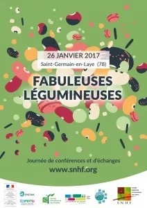 Conférence : Fabuleuses légumineuses - Saint-Germain-en-Laye - Janvier 2017