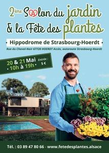 2ème Salon du Jardin & Fête des Plantes - Strasbourg-Hoerdt - Mai 2017