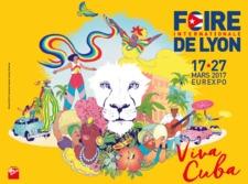 La Foire Internationale de Lyon - Chassieu - Mars 2017