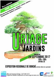 Uriage aux jardins - Fête des plantes - Uriage - Septembre 2017