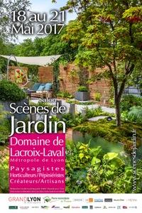 Scènes de Jardin : 3ème édition du salon du jardin à Lyon - Marcy L'Etoile - Mai 2017