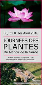 Journées des plantes rares du Manoir de la Garde - Jarnioux - Mars 2018