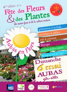 Aubas en Flors - Aubas - Mai 2018