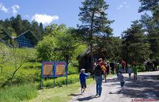 Journée Portes ouvertes du Centre écologique Terre vivante - Mens - Mai 2018