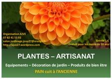 Salon du Jardinage - Plantes et  Artisanat - Jouy-sur-Eure - Août 2018