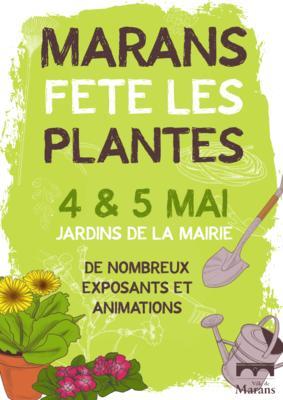 Marans fête les plantes - Marans - Mai 2019