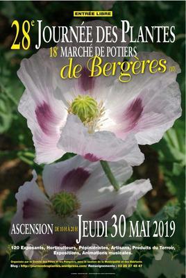 28e journée des plantes à Bergères (aube) - Bergères - Mai 2019
