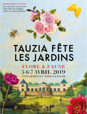 Tauzia fête les jardins - gradignan - Avril 2019