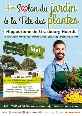 4e Salon du Jardin & Fête des Plantes  - Hoerdt - Mai 2019