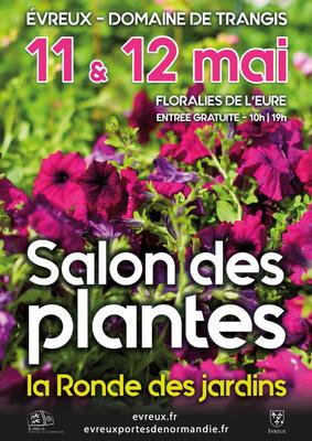 Salon des plantes La ronde des Jardins - EVREUX - Mai 2019