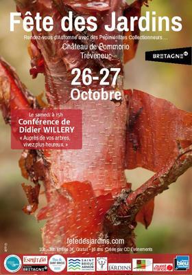 Fête des jardins au Château de Pommorio - Tréveneuc - Octobre 2019