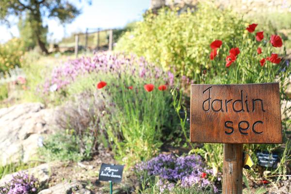 Journée Jardin sec - SIMIANE LA ROTONDE - Septembre 2019