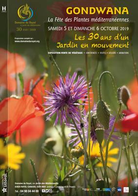 Gondwana, la Fête des Plantes méditerranéennes - RAYOL-CANADEL-SUR-MER - Octobre 2019