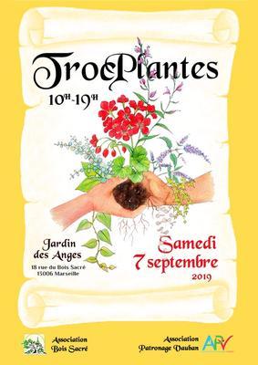 Troc de Plantes  - MARSEILLE - Septembre 2019
